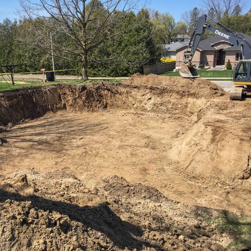 foundation-digging